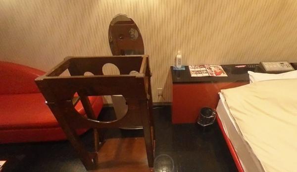SM ホテル ロッシェル 308 SM調教体験